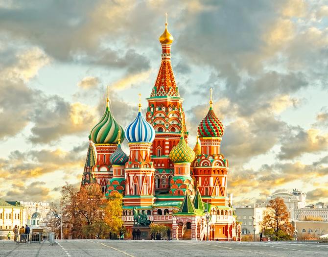 Moscow russia kremlin city 3654